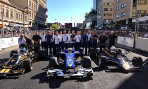 Örebro honours Marcus and remembers Ronnie