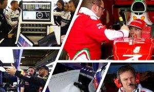 F1 telemetry: The data race