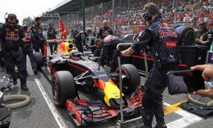 Red Bull ends development for 2016