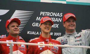 Sepang 2001 - Ferrari pulls off a masterstroke