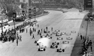 Regazzoni wins sombre 1970 Italian GP
