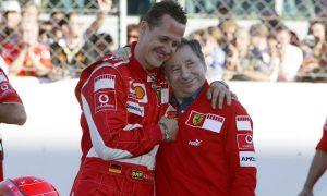 Schumacher retirement : take 1!