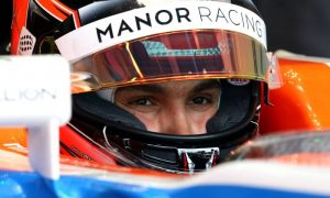 Ocon on a mission to learn