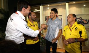 Ocon 'on the right path' to Renault seat, thinks Prost