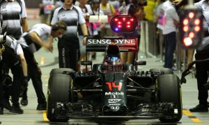 McLaren-Honda ready for another move up the ladder