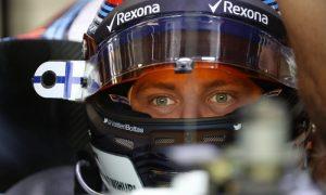 Williams investigates Bottas seatbelt issue