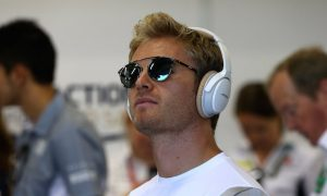 Rosberg not taking anything 'for granted' in title run-in