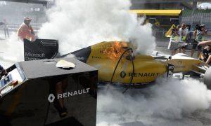 Fire raises 'interesting' Halo question - Magnussen