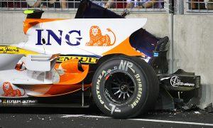 The crash that sparked 'Crashgate'
