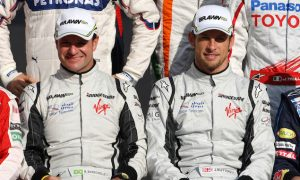 Barrichello: Button 'may come back stronger' in 2018