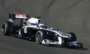 An F1 life at Williams so far