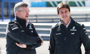 Brawn left Mercedes as he 'couldn't trust' Wolff, Lauda