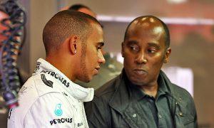 Motorsport needs proper career path - Anthony Hamilton