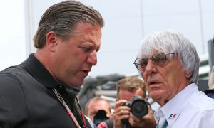 Brown 'would love' role in F1 management