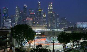 LIVE: Singapore Grand Prix - FP1