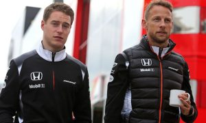 Vandoorne to replace Button at McLaren in 2017