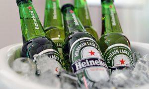 Heineken wants more F1 races in Asia