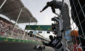 Baku podium gives Force India optimism for Singapore