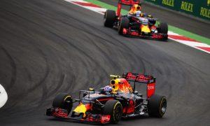 Ricciardo learning from Verstappen's driving techniques