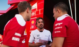 Alonso targets Ferrari challenge later this year