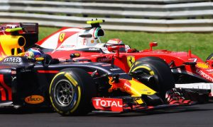 Kimi on Max: You should not seek 'payback' on track