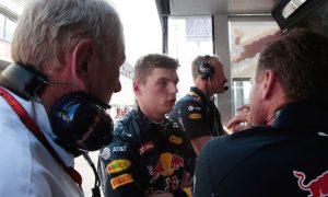 Defiant Verstappen will ignore driver complaints