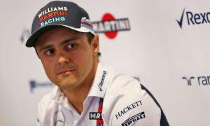 Being back 'feels a little strange' - Massa