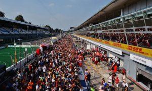 LIVE: Italian Grand Prix - FP1
