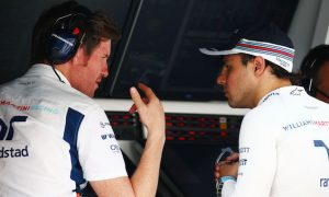 Brake problem limits Massa's running on Friday