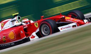 Raikkonen downplays impact of Ferrari upgrade