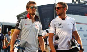 Romain Grosjean column: Drivers have a certain shelf life