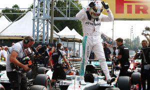Hamilton 'incredibly proud' to match Senna, Fangio