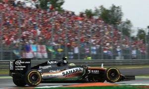 Force India at level to target former champions