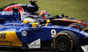 Ericsson aiming for first Sauber points at Marina Bay