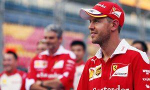 Vettel denies Ferrari has had an 'awful' season