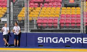 GALLERY: Thursday at the Singapore Grand Prix