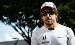 Alonso: closing PU gap to Mercedes in '17 'very optimistic'