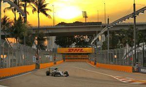 LIVE: Singapore Grand Prix - FP3