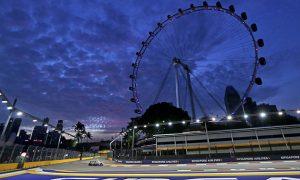 LIVE: Singapore Grand Prix - FP2