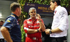 Arrivabene: Ferrari doesn't need to add anyone