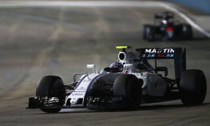 Bottas wary of Williams gap to Force India