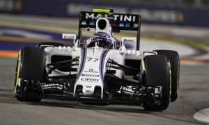 Williams changed manufacturer after seatbelt issue