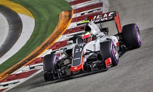 Haas frustrated after missing out on points again