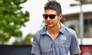 Ocon 'learning as much as possible' from Wehrlein