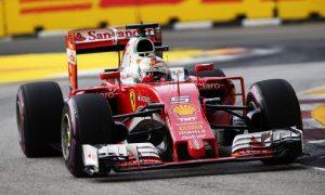 Vettel hit by suspension failure in Q1