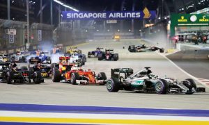 Formula 1 starts Ultra HD TV trials
