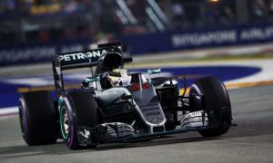 Hamilton puzzled over timing of first pit stop