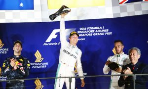 Wolff: Singapore showed 'the best Rosberg I've seen'
