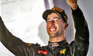 Ricciardo still aiming for a win in 2016