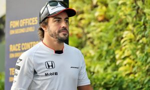 Alonso eyeing strong finish to the season